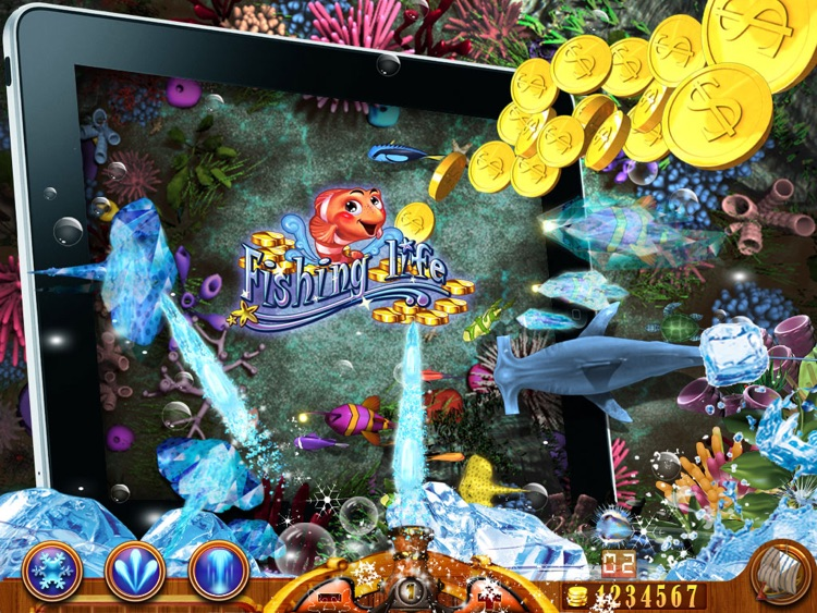 Fishing Life HD screenshot-4