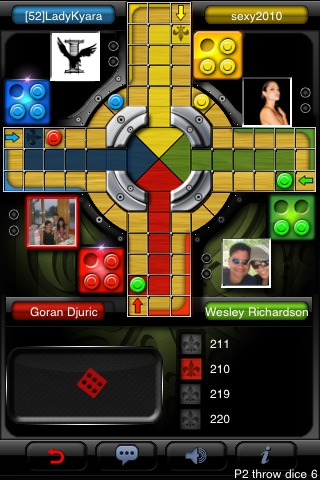 Online Ludo screenshot-0