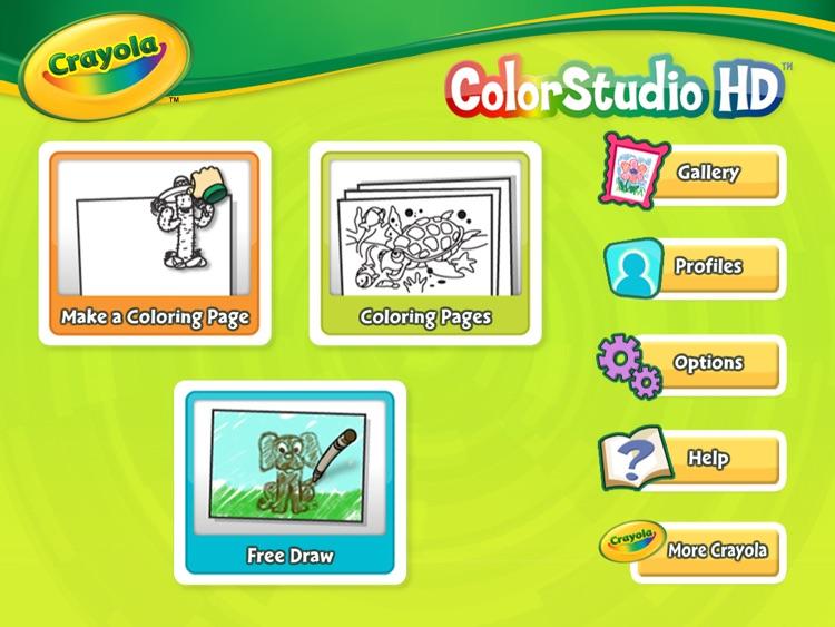 Crayola ColorStudio HD screenshot-4