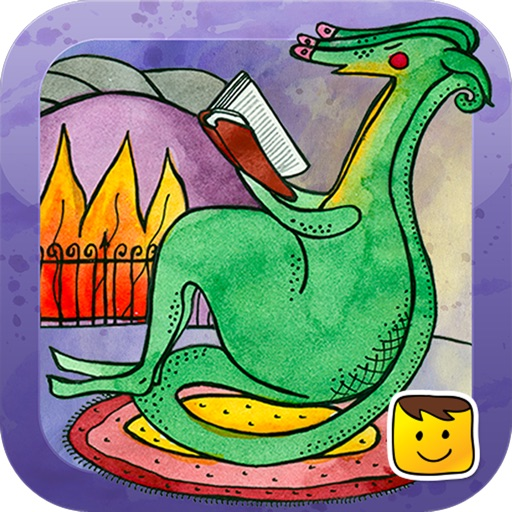 Train Your Dragon - Kinderbook icon
