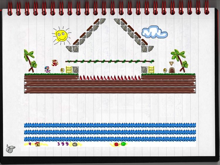 Notebook City - Lode Runner screenshot-3