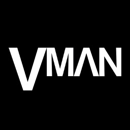 V Man for iPad