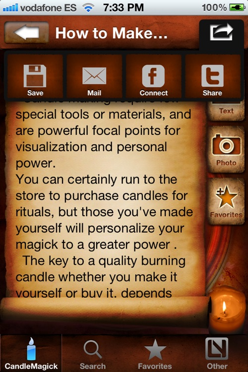 Candle Magick screenshot-3