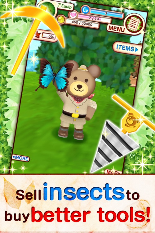 Kuma's Digging Adventure! screenshot-2