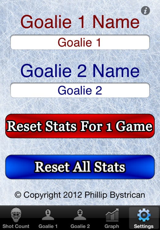 Hockey Shot Counter screenshot-4