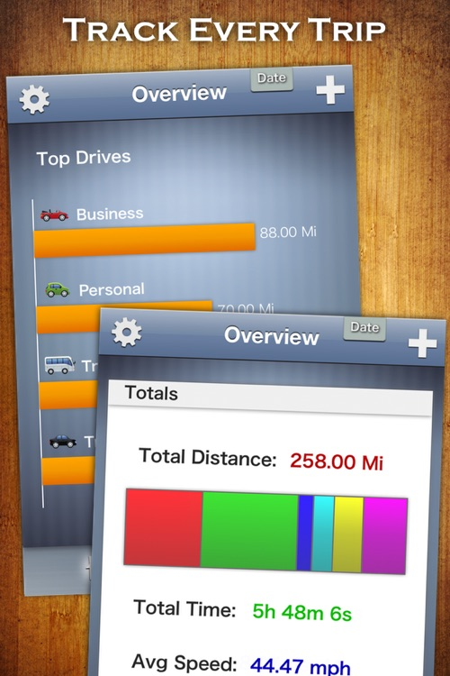 Mile Log – Mileage Tracker - for iPhone