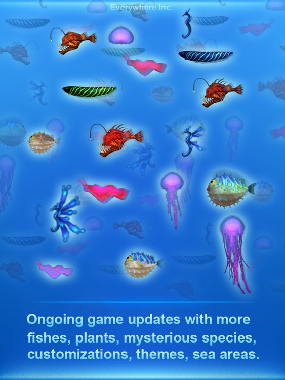 Fantasy Ocean HD screenshot-4