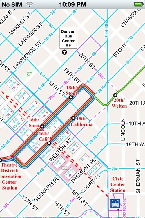 TransitGuru Denver RTD screenshot-3