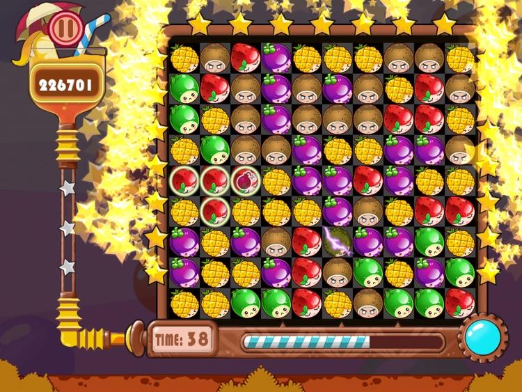 Amazing Fruit Mania! 2 HD