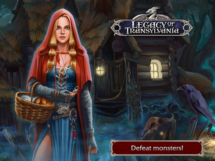 Legacy of Transylvania HD screenshot-4