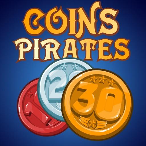 Coins Pirates: Match 3
