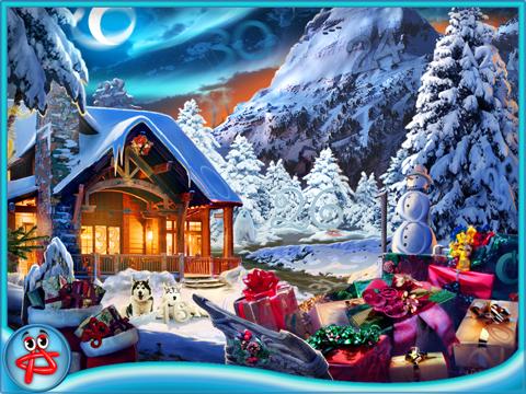 Christmas Mysteriez: Free Hidden Object screenshot 2