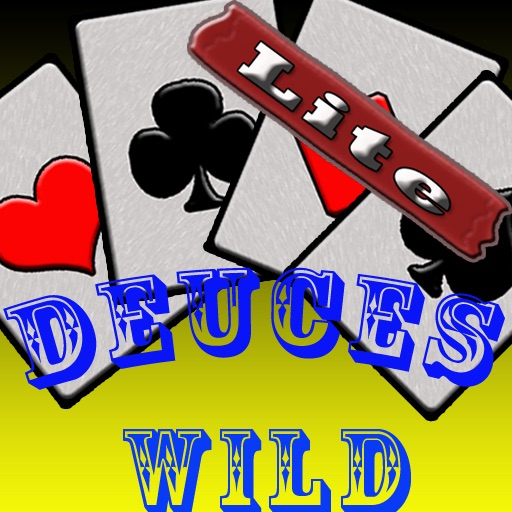 TouchPlay Deuces Wild Video Poker Lite