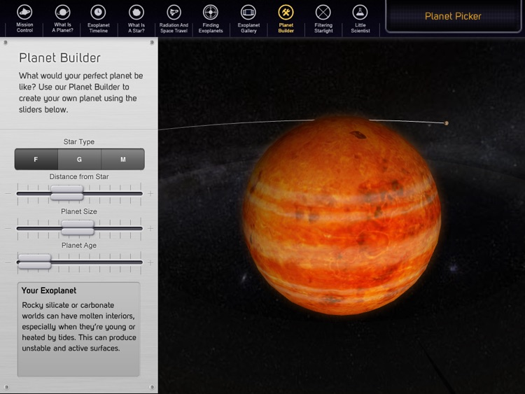 Journey to the Exoplanets screenshot-3