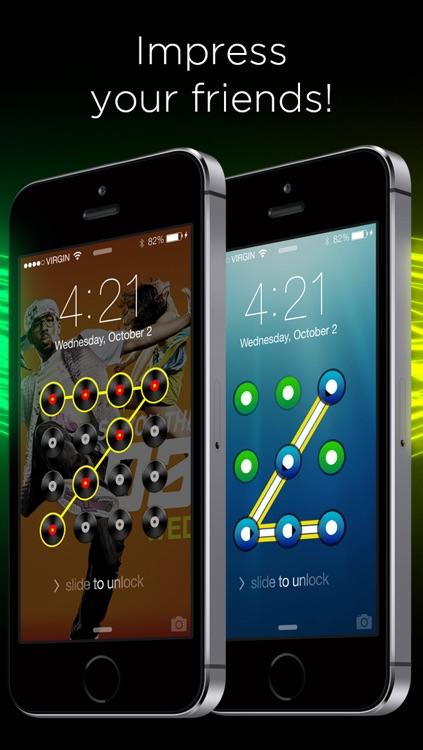 Dot Lock Screens screenshot-3