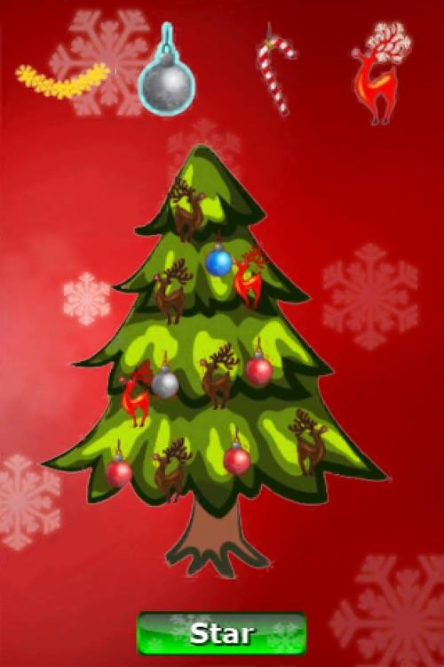 make christmas tree!