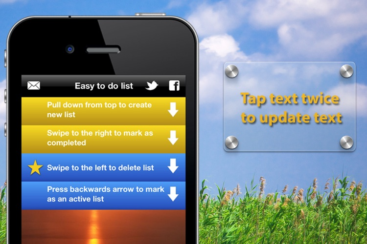 Remember - Easy and fast to do lists screenshot-3