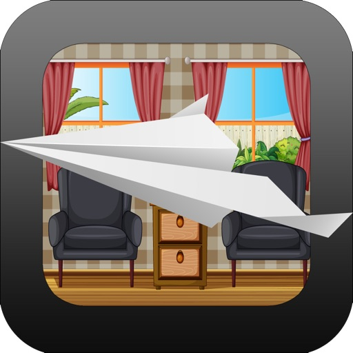 Paper Plane Adventures Games - The Living Room Act 2 Game