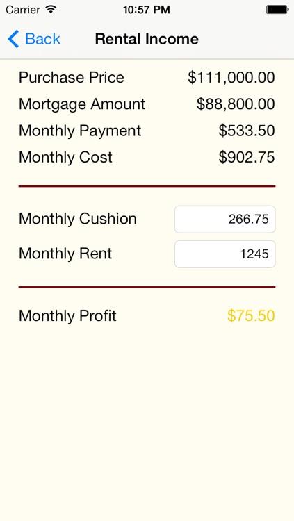 Mortgage+ screenshot-3