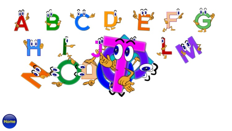 ABC Alphabet Phonics - Alphabet Ordering, ABC Song, Letters Matching and Phonics Sound screenshot-3