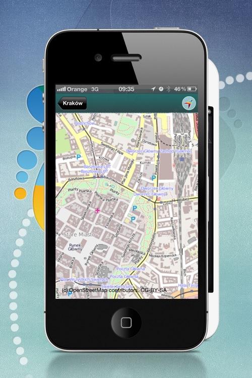 Offline map + guides ~ bohoGuides LITE