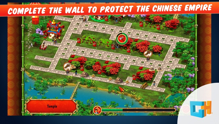 Monument Builders - Great Wall of China: A Construction and Resource Management Tycoon Game screenshot-4