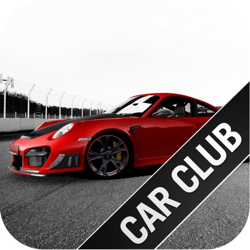 Porsche Car Club icon