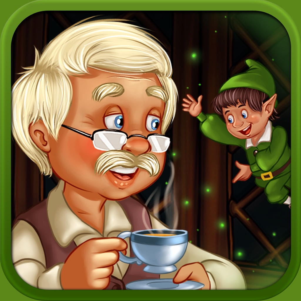 The Elves & The Shoemaker - Fairy Tales For Kids