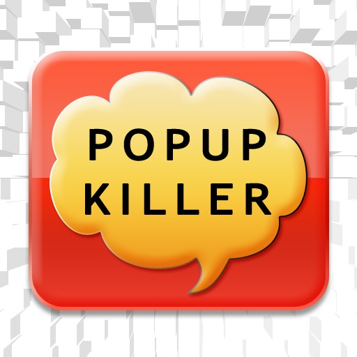 Popup killer icon