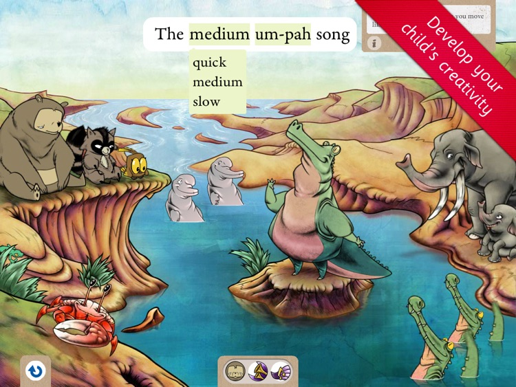 The Land of Me - Songs and Rhymes screenshot-3