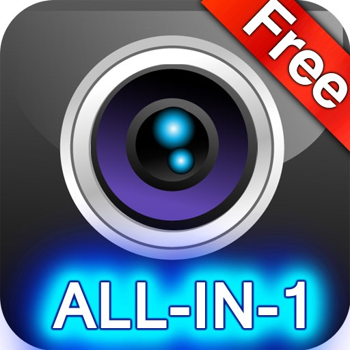 Super Camera Free: ALL-IN-1