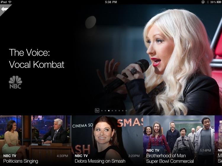 TouchTV screenshot-3