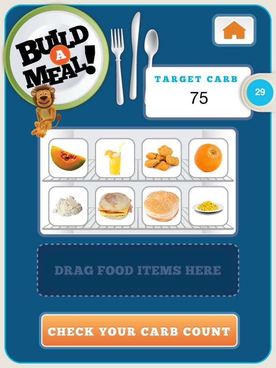 Carb Counting with Lenny for iPad US