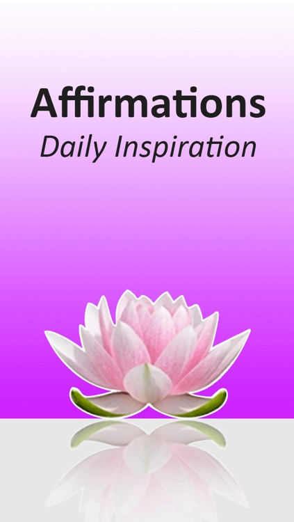 Affirmations - Daily Inspiration