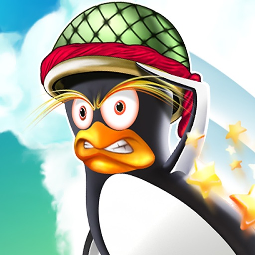 Angry Penguin Catapult HD