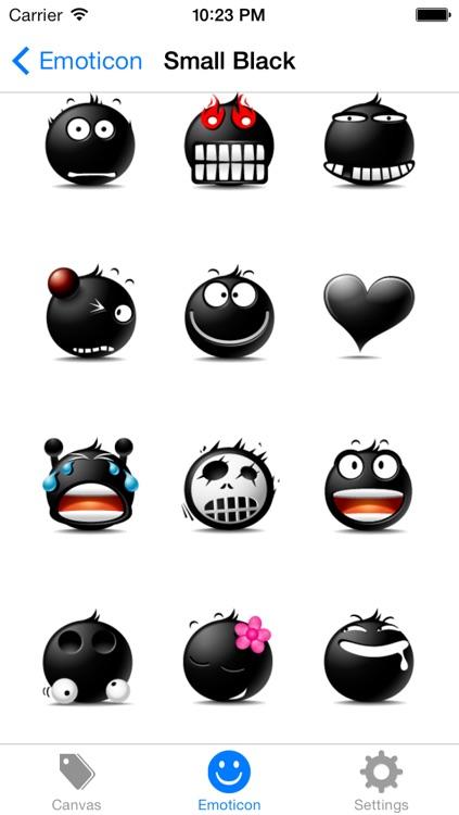 Emoji Keyboard 2 - Smiley Animations Icons Art & New Hot/Pop Emoticons Stickers For Kik,BBM,WhatsApp,Facebook,Twitter Messenger screenshot-4
