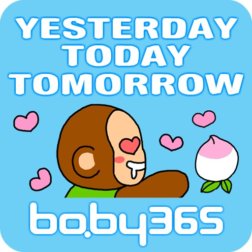 Yesterday,today and tomorrow-baby365 icon