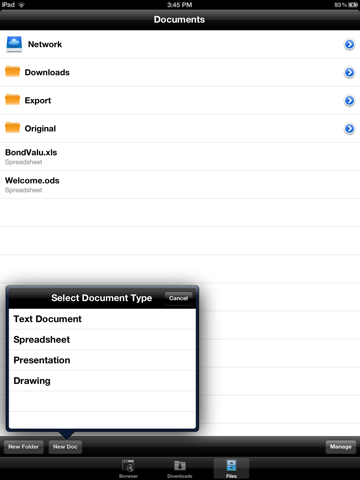 SpreadSheet - Editor of Microsoft Excel XLS files for iPad   App Price Drops