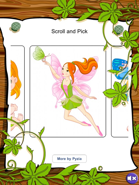 Fairy Coloring Free screenshot-4