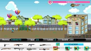 Zombie School Defense screenshot three