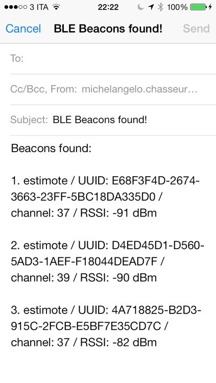 BLE Discovery screenshot-3