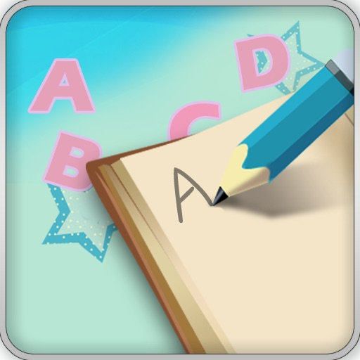 Write English Letters HD
