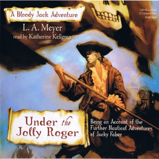 Under The Jolly Roger (Audiobook)
