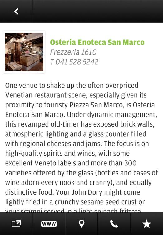 Venice: Wallpaper* City Guide screenshot-4