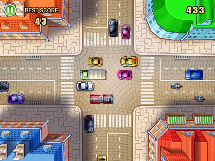 Crash Cars HD