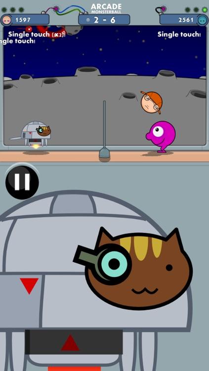 Arcade Monsterball