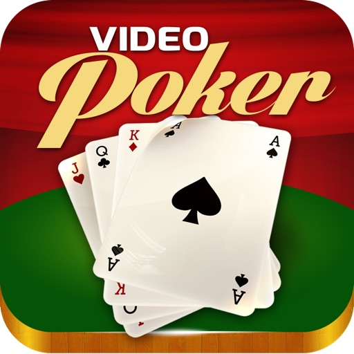 Video Poker: 6 Free Casino Card Games with Jacks or Better, Double Bonus, Acey Deucey, Ace & Faces, Super Aces, and All American for Gambling Fun!
