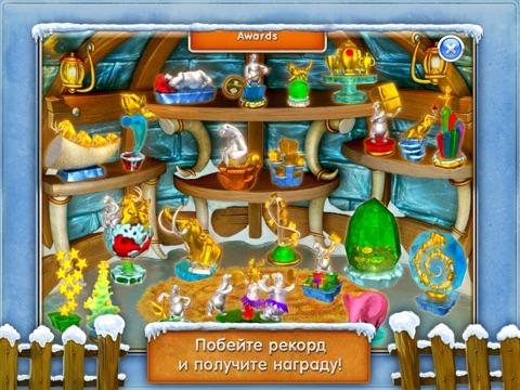 Игра Веселая ферма 3 — Ледниковая эра HD