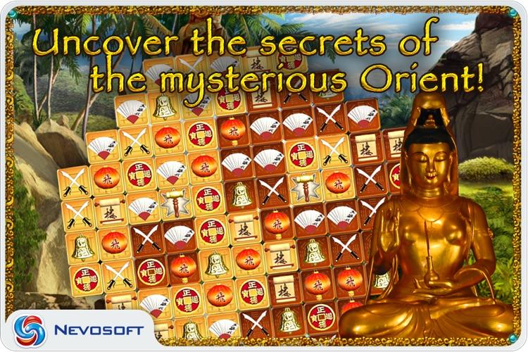 10 Talismans: oriental match 3 puzzle screenshot-4