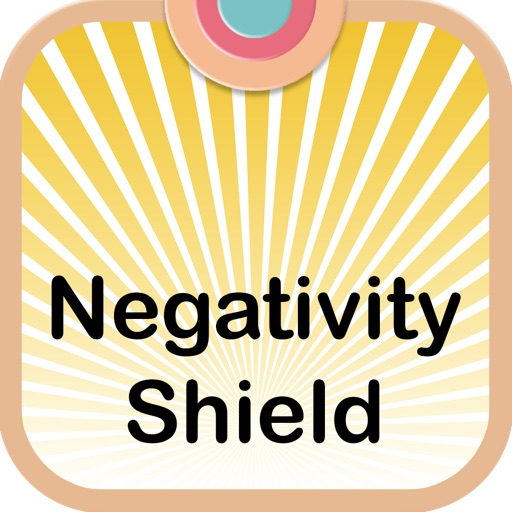 Negativity Shield, Positive Thinking Hypnosis for iPhone and iPad with Subliminal and Guided Meditation by Rachael Meddows